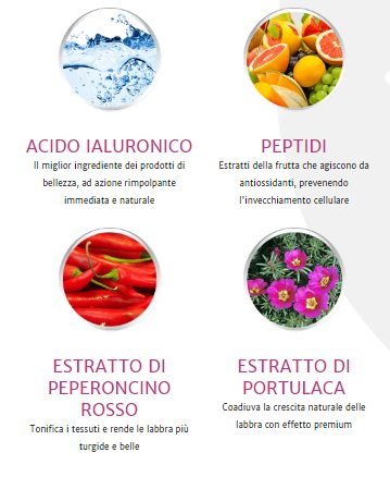 Natulips inci e ingredienti