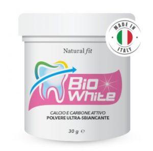 biowhite polvere sbianca denti