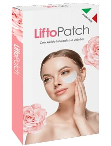 lifto patch cerotti anti age