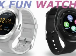 recensione x fun watch