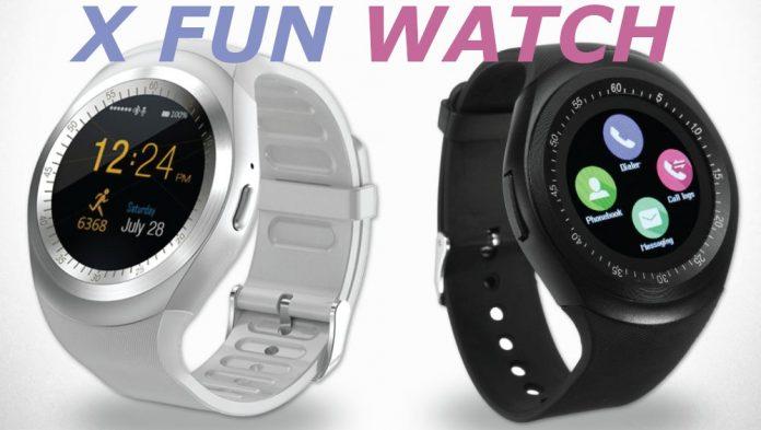 recensione x fun watch
