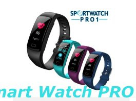smart watch pro recensione