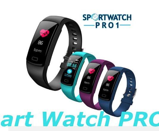 smart watch pro recensione
