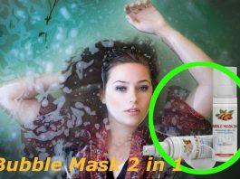 bubble mask recensione