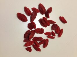 bacche di goji caratteristiche proprietà benefici