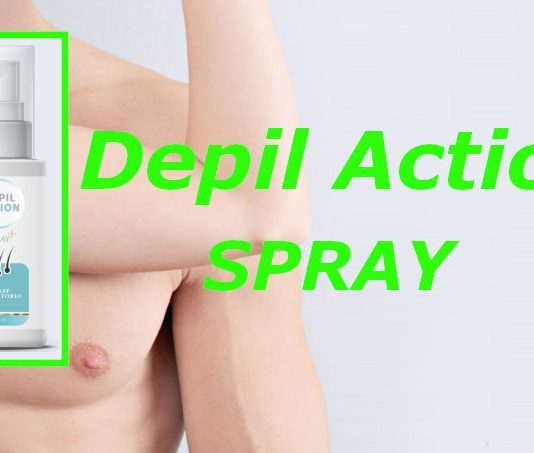 recensione depil action spray