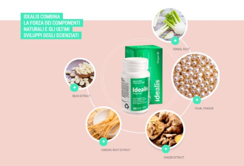 ingredienti idealis