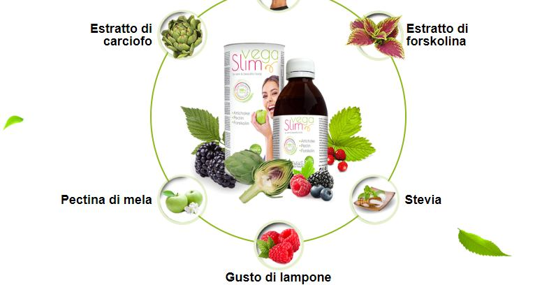ingredienti vega slim