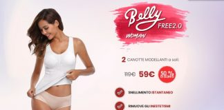 belly free woman recensione