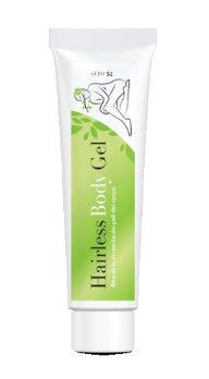 hairless body gel