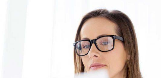 occhiali da vista autofocus