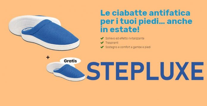 recensione StepLuxe
