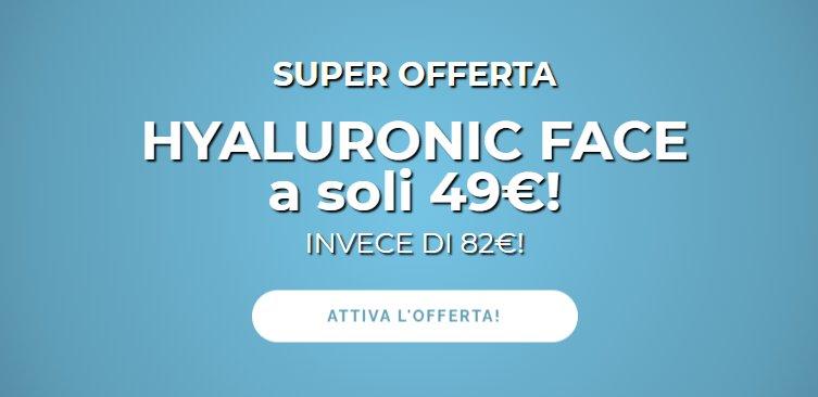 Hyaluronic Face prezzo