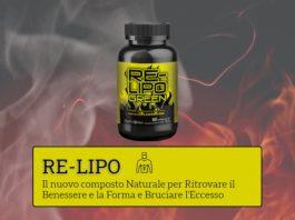 Re Lipo Green recensione