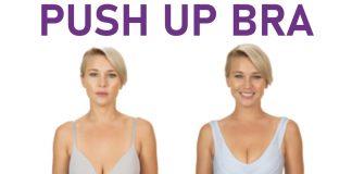 push up bra recensione