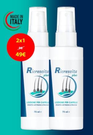 Ricrescita Plus spray