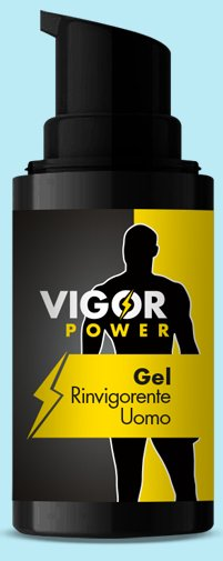 Vigor Power gel