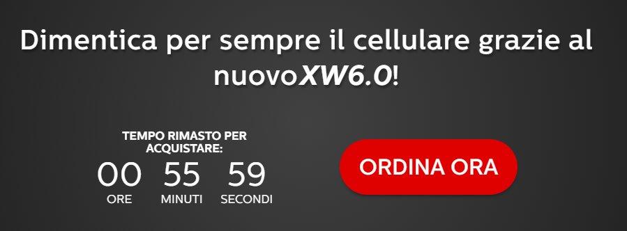 XW 6.0 prezzo e dove si compra