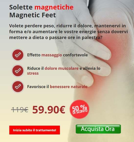 magnetic feet prezzo
