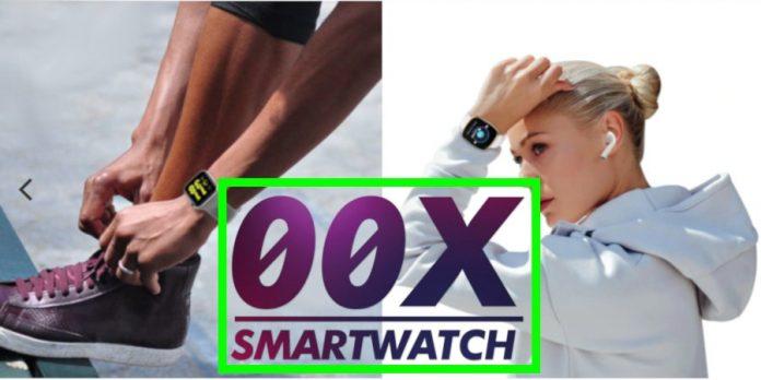 recensione 00x smartwatch