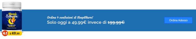 sleep e burn prezzo