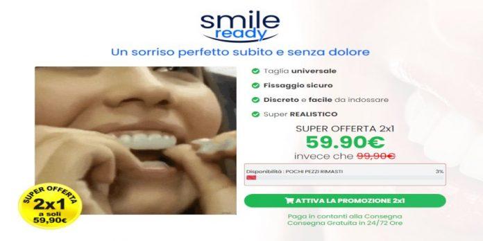 smile ready recensione