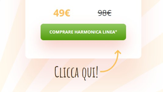 Harmonica prezzo
