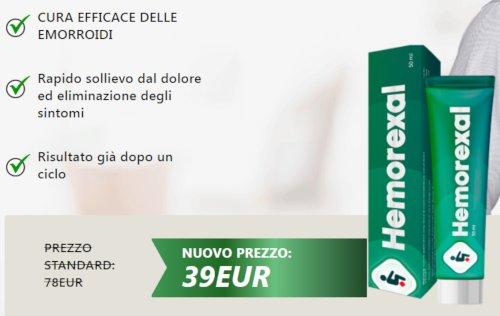 Hemorelax prezzo