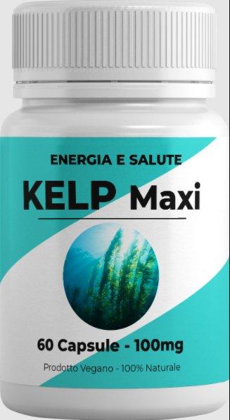 Kelp Maxi integratore