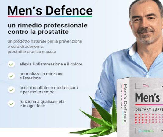 Men's Defence recensione