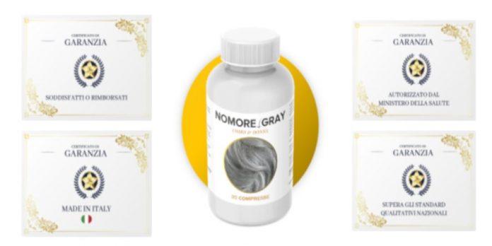 NoMore Gray recensione