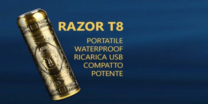 Razor T8 recensione