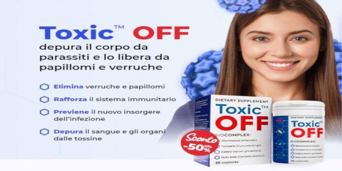 Toxic Off recensione
