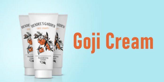 goji cream recensione