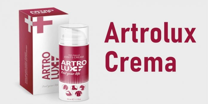 Artrolux Crema recensione