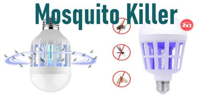 Mosquito Killer recensione