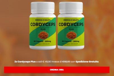cordyceps plus prezzo