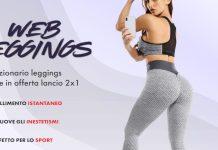 web leggings recensione
