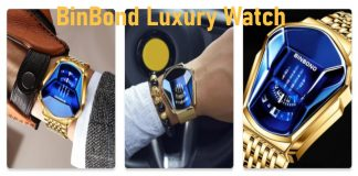 BinBond Luxury Watch recensione