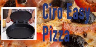 ciro easy pizza recensione