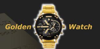 golden watch recensione