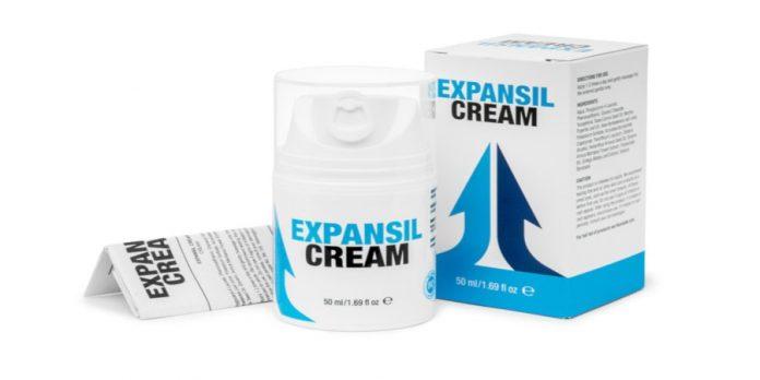 recensione expansil cream
