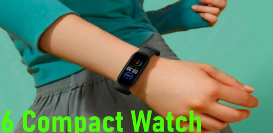 6 compact watch